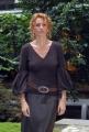 23/11/07Presentazione della fiction DONNA DETECTIVE nella foto Lucrezia Lante Della Rovere