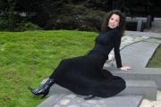 23/11/07Presentazione della fiction DONNA DETECTIVE nella foto Anna Ammirati