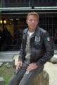 23/11/07Presentazione della fiction DONNA DETECTIVE nella foto Kaspar Capparoni