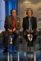27/11/07 puntata di Porta a Porta sui quiz, nelle foto  Baudo e Vespa