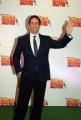 4/12/07 presentazione del fil d'animazione BEE MOVIE nelle foto le voci dei protagonisti Jerry Seinfeld