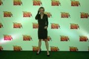 4/12/07 presentazione del fil d'animazione BEE MOVIE nelle foto le voci dei protagonisti  Renee Zellweger
