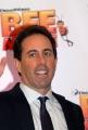 4/12/07 presentazione del fil d'animazione BEE MOVIE nelle foto le voci dei protagonisti Jerry Seinfeld e Renee Zellweger con il regista Steve Hickner