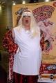 18/12/07 presentazione dello spettacolo teatrale A UN PASSO DAL SOGNO che andrà in scena al teatro Brancaccio di Roma, nelle foto: , Platinette,