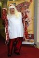 18/12/07 presentazione dello spettacolo teatrale A UN PASSO DAL SOGNO che andrà in scena al teatro Brancaccio di Roma, nelle foto: Platinette,