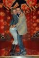 27/09/07 Conf. stampa della trasmissione di raiuno BALLANDO CON LE STELLE nelle foto: Gabriele Cirilli e Vicky Martin