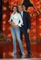 27/09/07 Conf. stampa della trasmissione di raiuno BALLANDO CON LE STELLE nelle foto: Ivan Zazzaroni e Natalia Titova