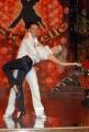 27/09/07 Conf. stampa della trasmissione di raiuno BALLANDO CON LE STELLE nelle foto: Elisa Silvestrin e Sante Mandolini