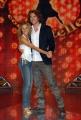27/09/07 Conf. stampa della trasmissione di raiuno BALLANDO CON LE STELLE nelle foto: Riccardo Sardonnè e Annalisa Di Filippo
