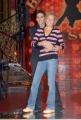 27/09/07 Conf. stampa della trasmissione di raiuno BALLANDO CON LE STELLE nelle foto: Licia Colò e Raimondo Todaro