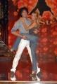 27/09/07 Conf. stampa della trasmissione di raiuno BALLANDO CON LE STELLE nelle foto: Maria Elena Vandone e Samuel Peron