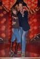 27/09/07 Conf. stampa della trasmissione di raiuno BALLANDO CON LE STELLE nelle foto: Michael Reale e Marta Faiola