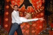 27/09/07 Conf. stampa della trasmissione di raiuno BALLANDO CON LE STELLE nelle foto: Anna falchi e Stefano Di Filippo