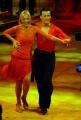 29/09/07 OMEGA/Gioia BotteghiPrima puntata di BALLANDO CON LE STELLE, nelle foto: Catherine Spaak con Benedetto Capraro