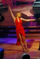 29/09/07 OMEGA/Gioia BotteghiPrima puntata di BALLANDO CON LE STELLE, nelle foto: Anna Falchi con Stefano Di Filippo