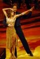 29/09/07 OMEGA/Gioia BotteghiPrima puntata di BALLANDO CON LE STELLE, nelle foto: Michael Reale e Marta Faiola