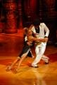 29/09/07 OMEGA/Gioia BotteghiPrima puntata di BALLANDO CON LE STELLE, nelle foto: Maria Elena Vandone con Samuel Peron