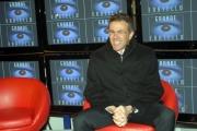 photo mattoni/marka 19/01/08 alessia marcuzzi conduce la ottava edizione del grande fratello, conferenza stampa roma nella foto paolo bassetti direttore della endemol