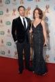 20/01/08 passerella dei Telegatti Roma, nella foto Raul Bova Con moglie