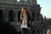 carlo mattoni/markanews 6/02/08 roma presentazione del film -jumper- nella foto: Rachel Bilson