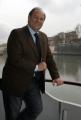 carlo mattoni/markanews 7/03/08 presentazione  del programma - la corrida - vengono festeggiati , su un barcone sul tevere a Roma, anche i 40 anni dalla prima messa in onda radiofonica, nelle foto jerry scotti
