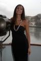 carlo mattoni/markanews 7/03/08 presentazione  del programma - la corrida - vengono festeggiati , su un barcone sul tevere a Roma, anche i 40 anni dalla prima messa in onda radiofonica, nelle foto michela coppa