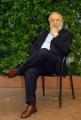 mattoni/markanews 4/06/08 roma, incontro stampa per la fine delle riprese del film _ il papà di giovanna_ nella foto: pupi avati