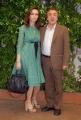 mattoni/markanews 4/06/08 roma, incontro stampa per la fine delle riprese del film _ il papà di giovanna_ nella foto:  francesca neri, silvio orlando
