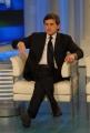 mattoni/markanews 30/04/08 roma trasmissione porta a porta , nella foto il nuovo sindaco di roma gianni alemanno