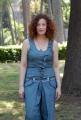 mattoni/markanews roma 7/05/08 presentazione della fiction di canale 5 _mogli a pezzi_ nella foto: simona borioni,