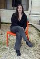 mattoni/markanews 19/05/08 festival delle letterature roma nella foto: laura pugno scrittrice esordiente