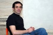 mattoni/markanews 19/05/08 festival delle letterature roma nella foto: nicola lagioia scrittore esordiente