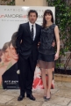 mattoni/markanews 22/05/08 roma presentazione del film _un amore di testimone_ nella foto:  patrick dempsey e michelle monaghan