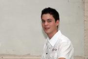 mattoni/markanews 11/06/08 festival delle letterature roma nella foto: alessandro lanzoni giovanissimo pianista della rassegna letteraria (16 anni)