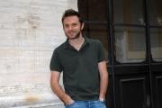 mattoni/markanews 11/06/08 festival delle letterature roma nella foto: paolo giordano giovane scrittore esordiente italiano