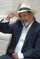 mattoni/markanews 17/06/08 roma festival delle letterature, nella foto il premio nobel vidiadhar surajprasad naipaul