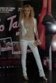 mattoni/markanews 18/06/08 roma presentazione del film _ go go tales_ nella foto: justine mattera