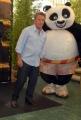 mattoni/markanews 25/06/08 roma presentazione del film _ kung fu panda_ nella foto dustin hoffman