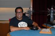 mattoni/markanews 27/06/08 roma via asiago radio marco baldini presenta il suo nuovo programma su radio due tutti i giorni dalle 8,00 alle 9,30 in onda da solo con il titolo _ più estate per tutti_