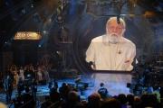 mattoni/markanews 2007 roma  trasmissione tv apocalypse show l'ultima tramissione tv presentata da gianfranco funari