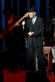 mattoni/markanews 28/07/08 roma concerto di leonard cohen all'auditorium