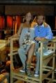 mattoni/markanews roma 4/09/08 presentazione della nuova serie tv di _tatami_ con Camila Raznovich con l'opinionista michele dalai