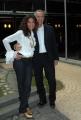 gioia botteghi/markanews 12/09/08 roma presentazione del nuovo conduttore de _la vita in diretta_ su raiuno, lamberto sposini  nella foto con caterina balivo