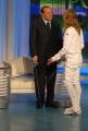 gioia botteghi/markanews 15/09/09 porta a porta con berlusconi valentina pezzali