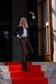 gioia botteghi/markanews 15/09/08 roma auditorium rai raffaella carrà presenta il suo nuovo programma _ carramba_ legato alla lotteria nazionale che andrà in onda a partire da mercoledì 17/09