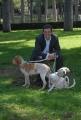 gioia botteghi/markanews 22/09/08 roma presentazione della serie tv _ crimini bianchi_ in onda su canale 5 in prima serata, nella foto:   antonio manzini