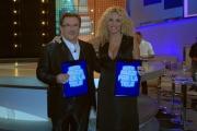 Botteghi/ItalyPhotoPress  20/09/08 registrazione della seconda puntata di Tutti pazzi per la tele, nella foto Antonella Clerici e Carlo Pistarino