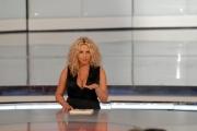 Botteghi/ItalyPhotoPress  20/09/08 registrazione della seconda puntata di Tutti pazzi per la tele, nella foto Antonella Clerici