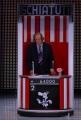 Botteghi/ItalyPhotoPress  27/09/08 registrazione della terza puntata di Tutti pazzi per la tele, nella foto Mike Bongiorno