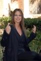mattoni/markanews 8/10/08 roma presentazione della nuova edizione del programma di italia 1 _ la talpa_ nella foto la presentatrice paola perego